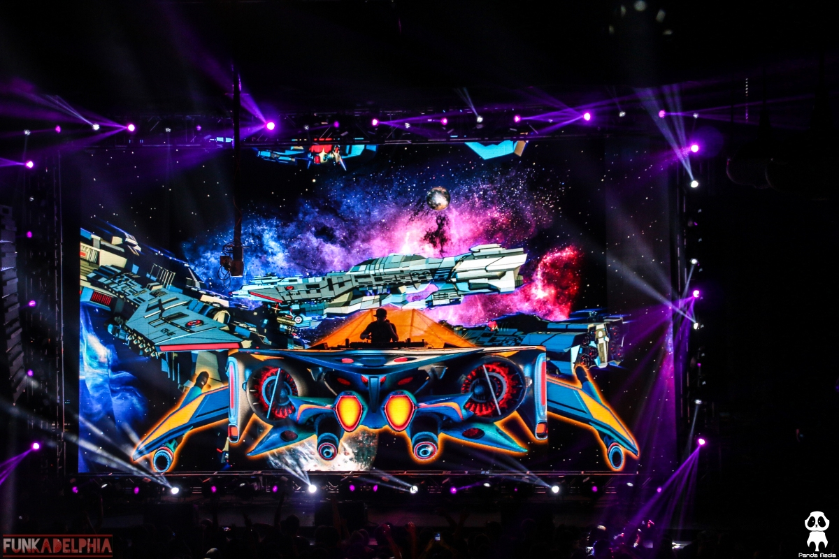 Excision Introduces The Paradox, a Cataclysmic New Step In Live Electronic Musical Performance