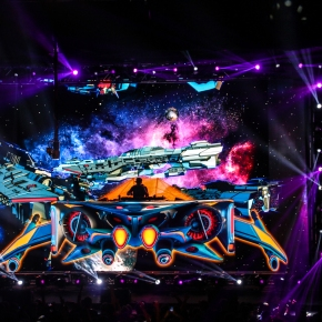 Excision Introduces The Paradox, a Cataclysmic New Step In Live Electronic MusicalPerformance
