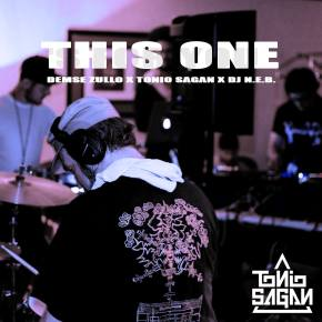 "Tonio Sagan – ""This One (feat. DJ N.E.B. & Demse Zullo)"" [Funkadelphia Exclusive Premier] 